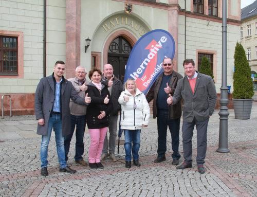 Stadtratswahl Mittweida